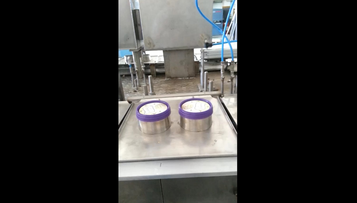Container Filling Machine