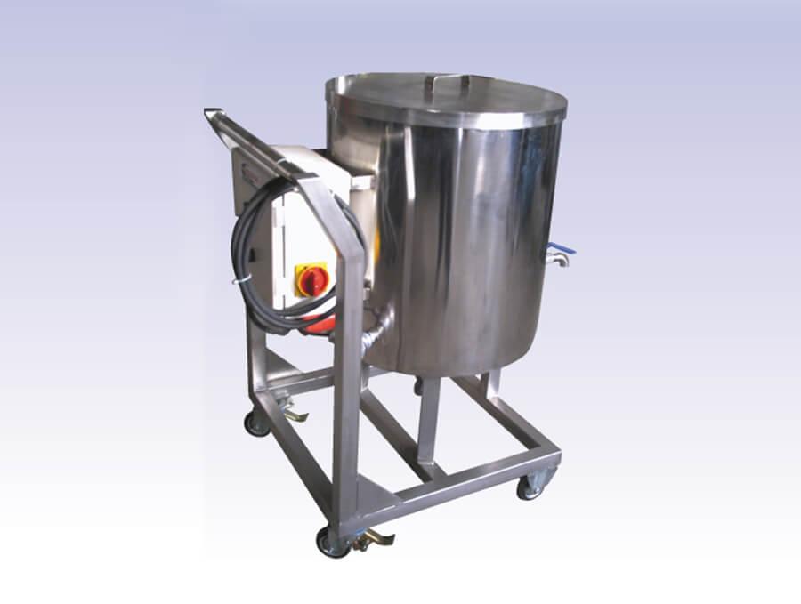 Chocolate Preparation Boiler