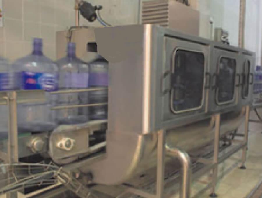 Carboy External Washing Machine
