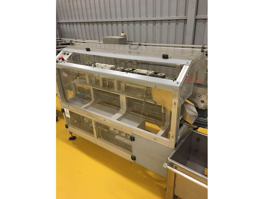 Package Hole Inspection Machine