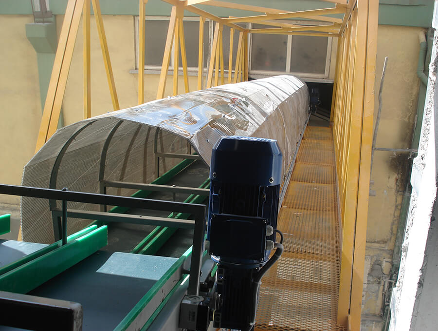 PVC Band Conveyor