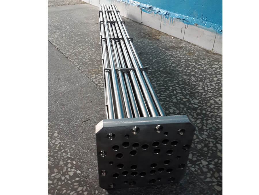 Serpentine Heater
