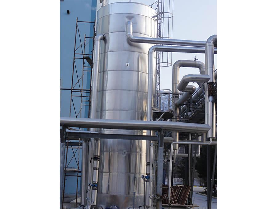 Sıcak Su Balans Tankı