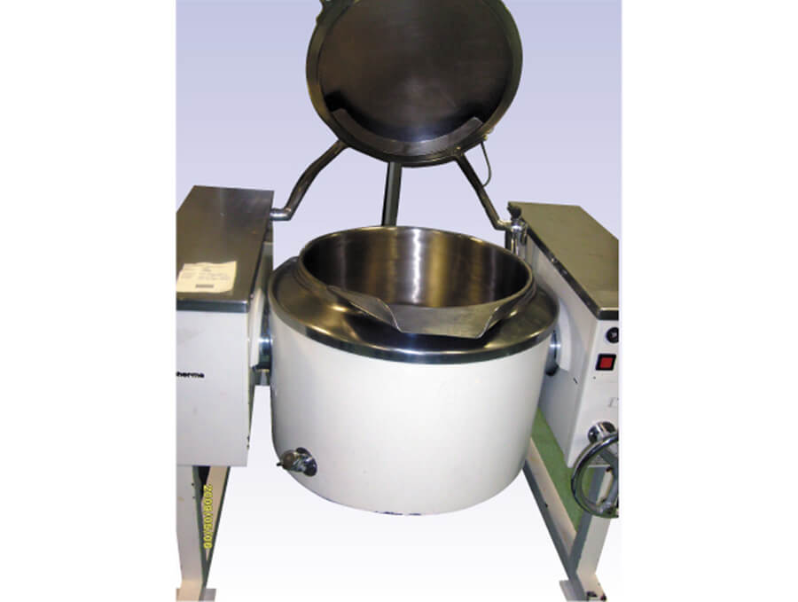 Product Preparation Boiler