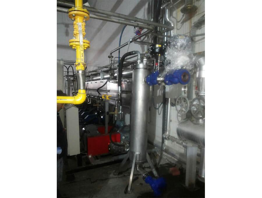 High Pressure Water Heating Serpentine